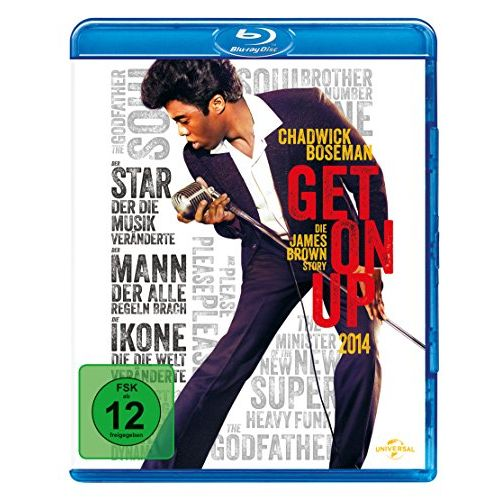Get On Up Handlung Kritik Dvd Bluray Stream