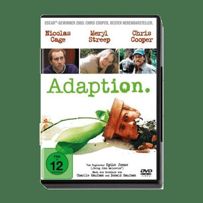 Adaption Cover