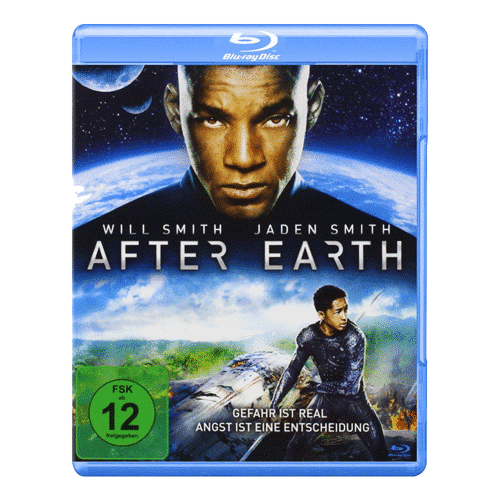 Das Cover von After Earth