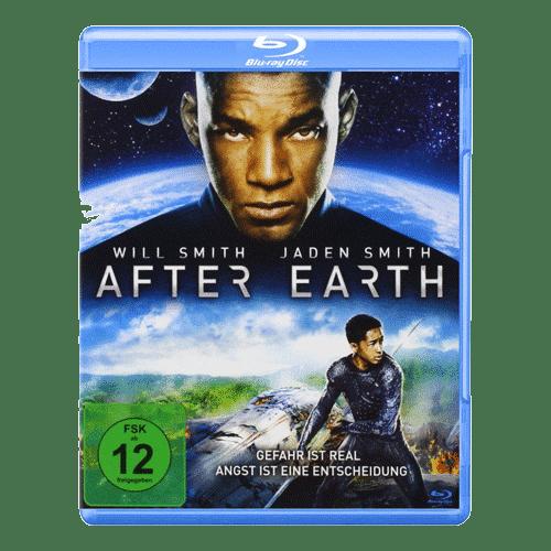 Das Cover von After Earth
