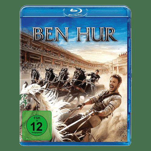 Ben Hur - Blu Ray Cover