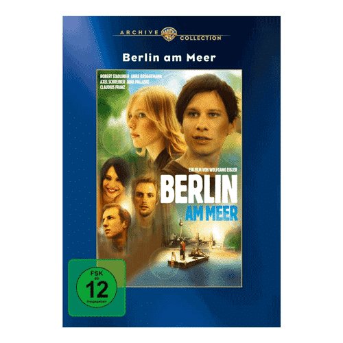 Berlin am Meer Cover