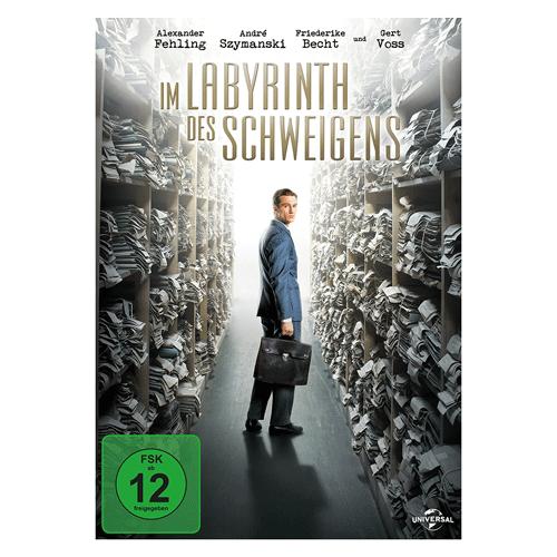 im Labyrinth des Schweigens Cover