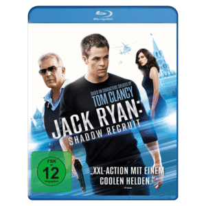 Jack Ryan: Shadow Recruit - Cover