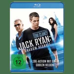 Jack Ryan: Shadow Recruit - Cover