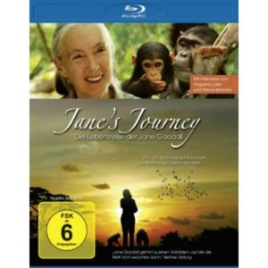 Jane´s Journey Cover
