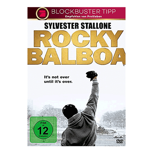 Rocky Balboa Cover