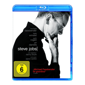 Steve Jobs Film Cover