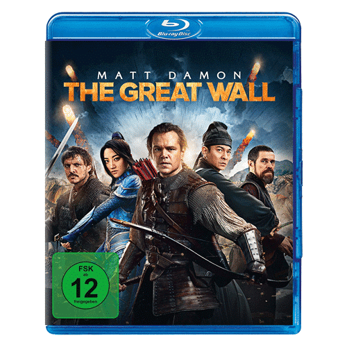 Das Cover von The Great Wall