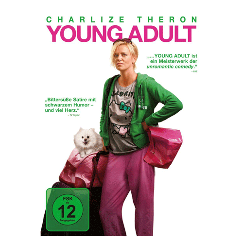 Young Adult Cover